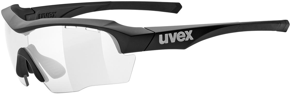 Велосипедные очки Uvex Sgl 104 Vario, цвет: черный