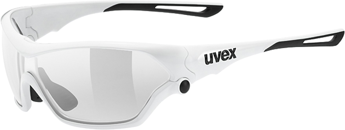 Велосипедные очки Uvex Sportstyle 705 V, цвет: белый