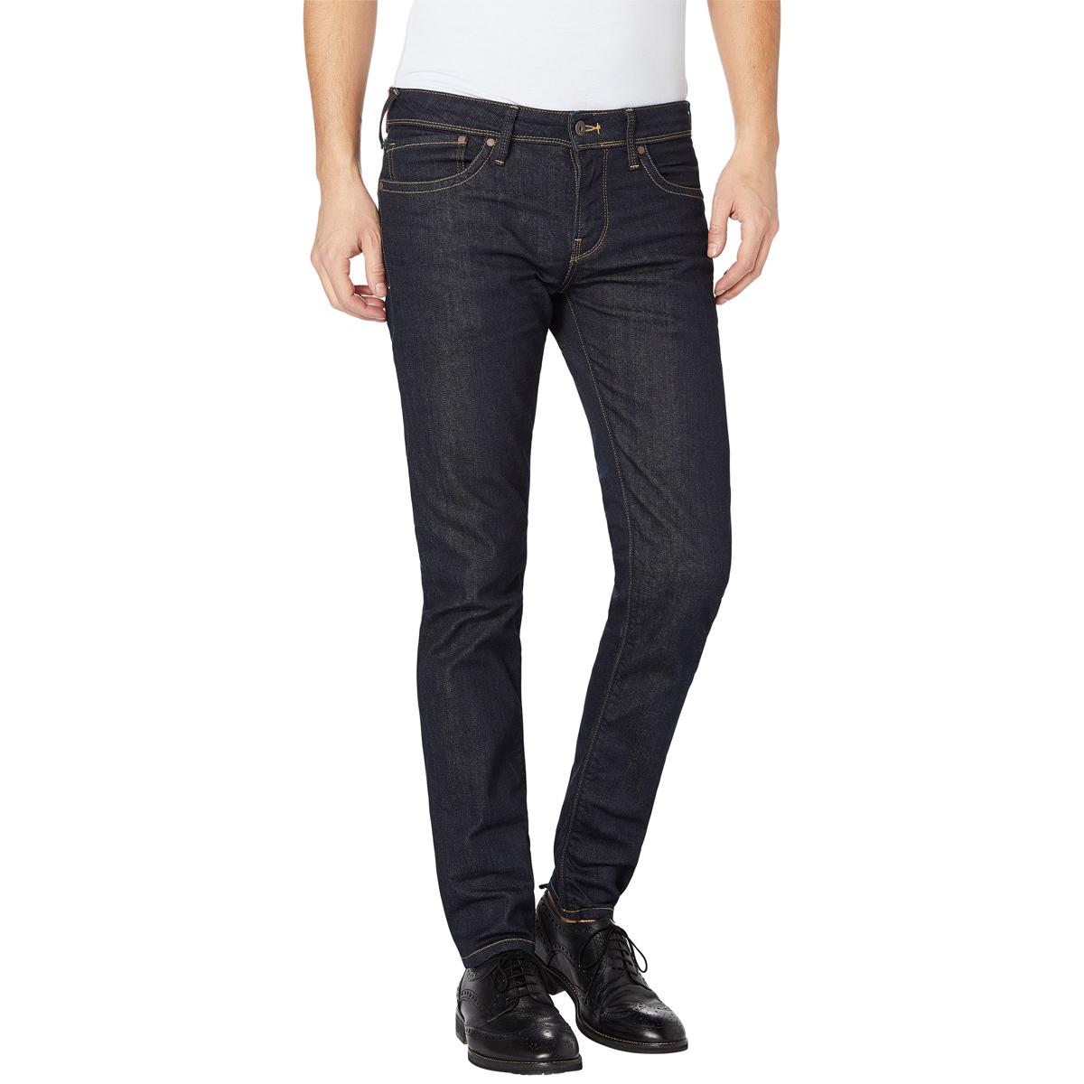 Джинсы мужские Pepe Jeans Hatch, цвет: черный. 097.PM200823.H05.000. Размер 32-32 (48-32)