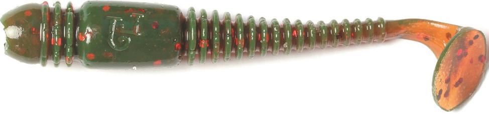 Виброхвост LJ Pro Series Tioga 3.4in, длина 86 мм, 6 шт. 140127-085