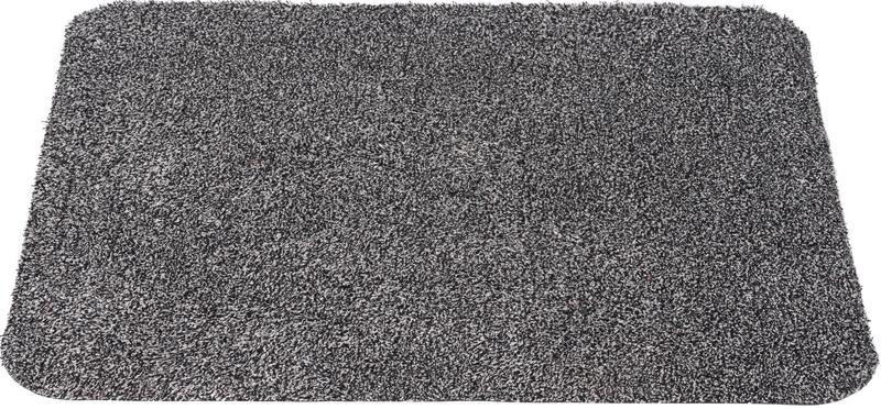 Коврик придверный Gardman Slate, цвет: серый, 60 х 80 см коврик придверный gardman country 50 х 75 см