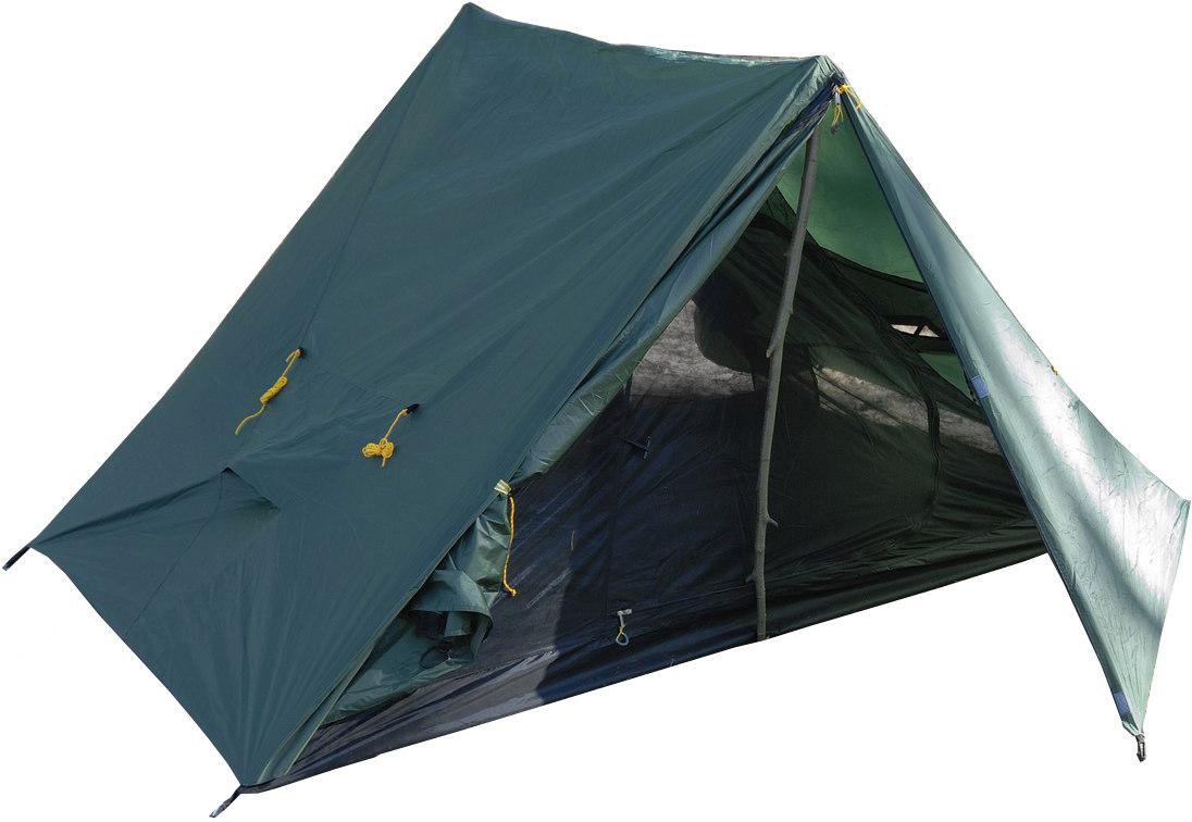 Палатка Talberg Frend Lite 2, цвет: зеленый