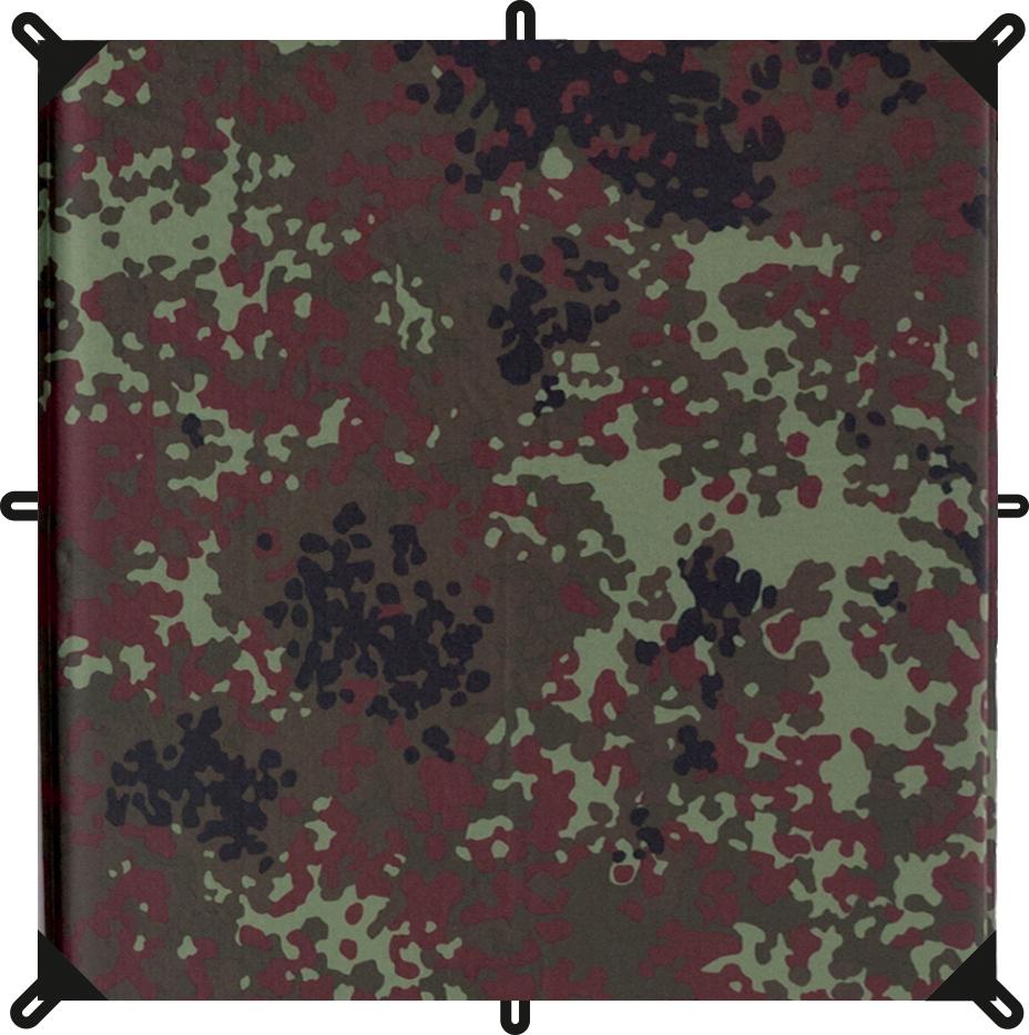 Тент Talberg Forest 4X4, цвет: камуфляж