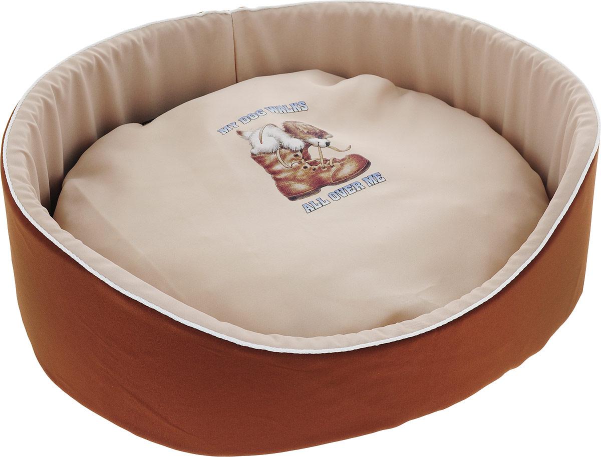 Лежак для собак GLG