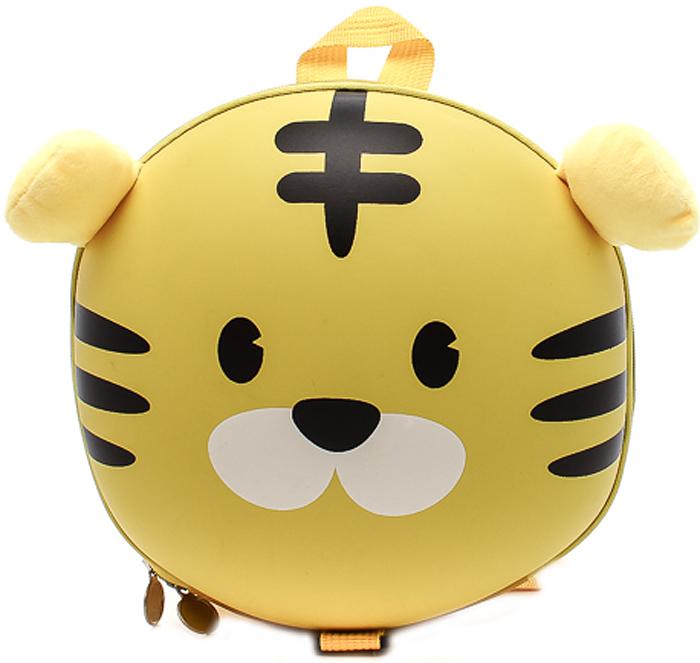 Рюкзак для мальчика Vitacci, цвет: желтый. BY04038 рюкзак для мальчика elisir цвет черный de dv009 gs0007 000