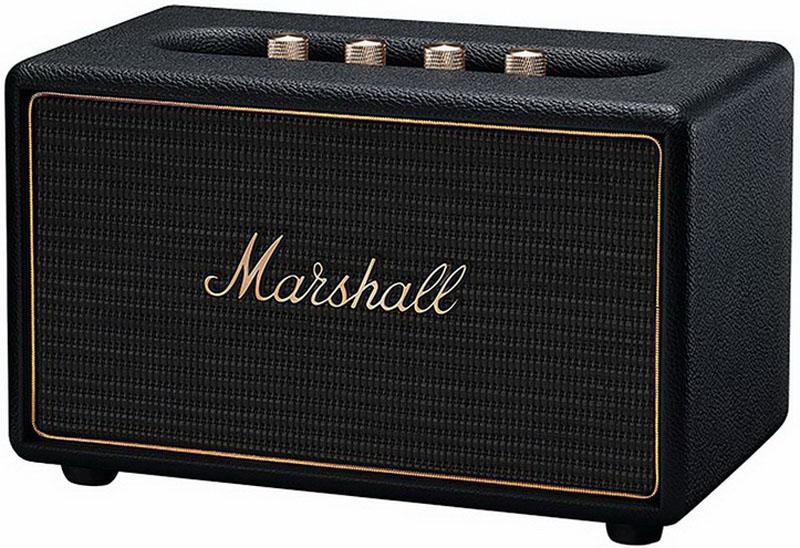Marshall Acton Multi-Room, Black беспроводная акустическая система
