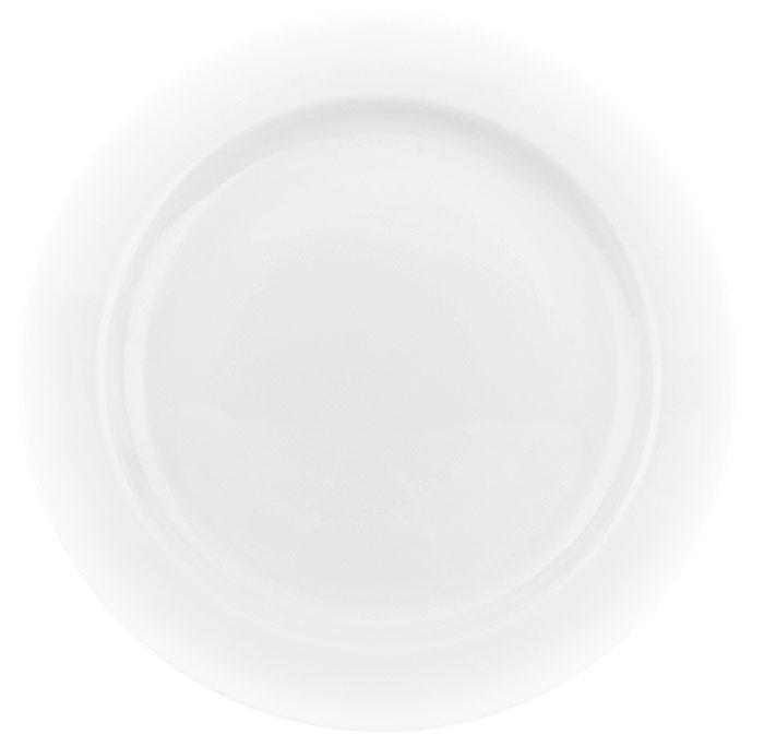 Тарелка мелкая от Башфарфор выполнена из фарфора. Подходит для использования в посудомоечной машине и СВЧ печи.
