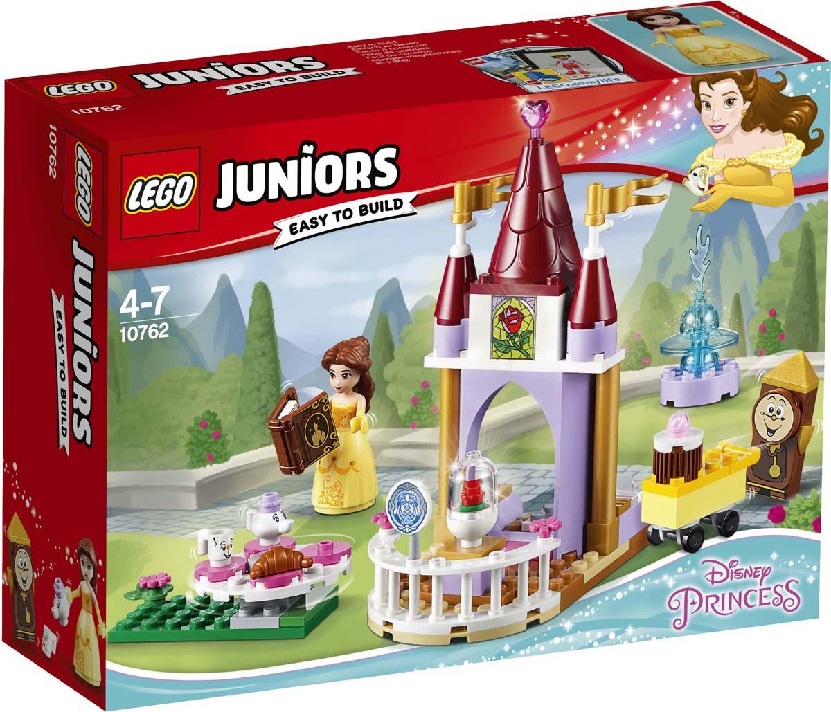 LEGO Juniors Конструктор Сказочные истории Белль 10762 lego lego disney princesses 41068 праздник в замке эренделл