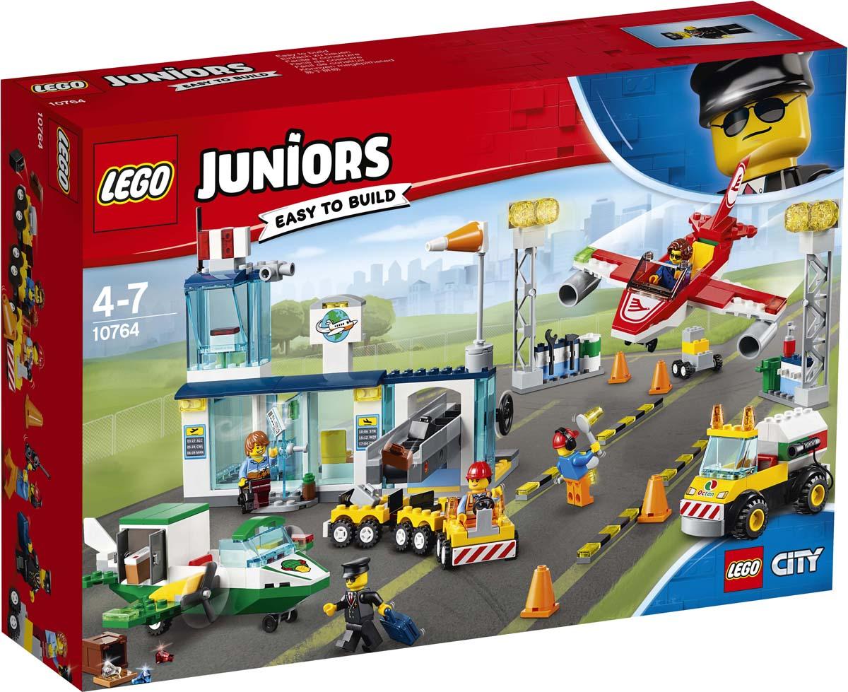 Фото - LEGO Juniors Конструктор Городской аэропорт 10764 авиабилеты