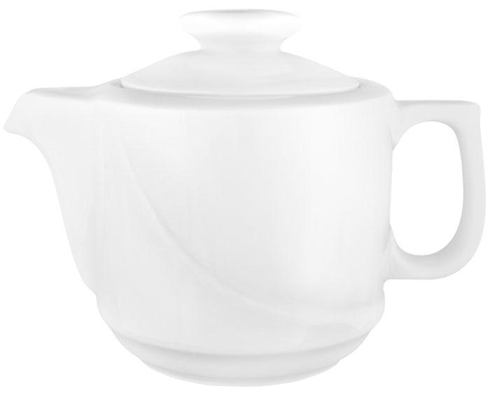 """Изящный вместительный чайник """"Принц"""", удобной ручкой и широким носиком, выполнен из высококачественного фарфора. Эта модель станет замечательной находкой для себя или презентом родным. Подходит для использования в посудомоечной машине и в СВЧ печи. не использовать  и на открытом огне."""