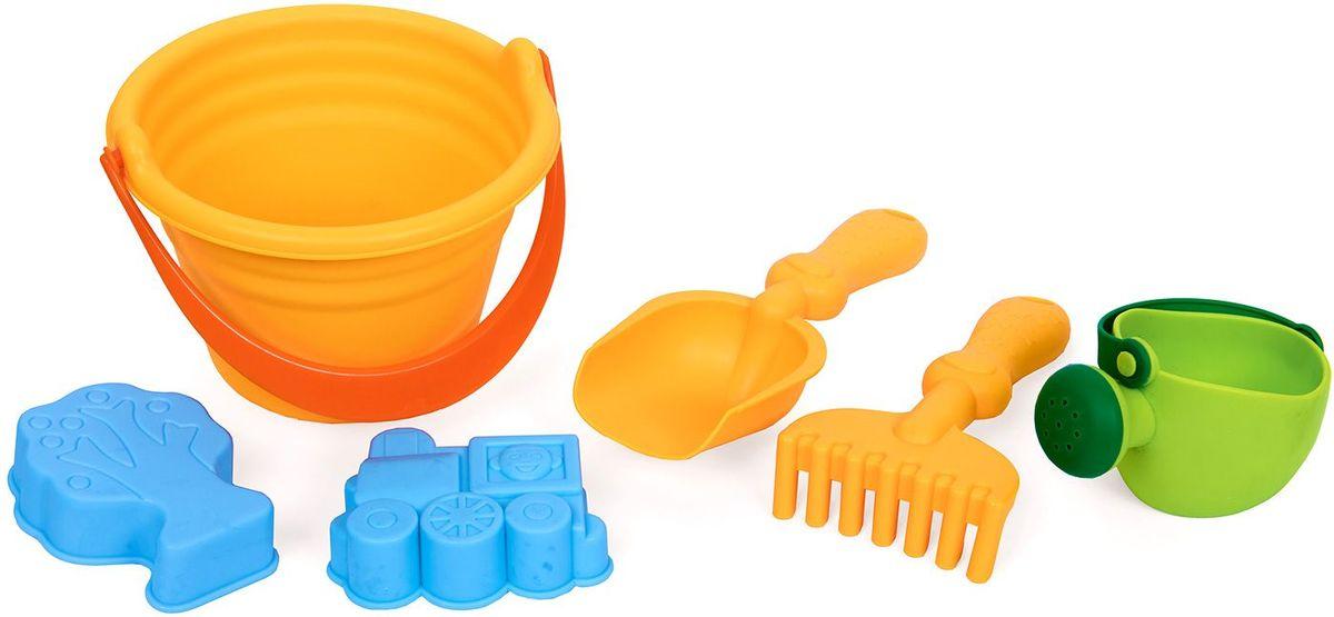 ЯиГрушка Набор игрушек для песочницы 59435 яигрушка игрушка для песочницы ведро маленькое цвет голубой