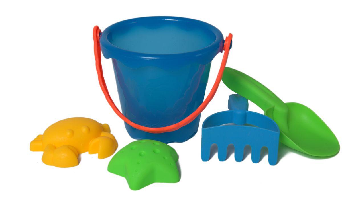 ЯиГрушка Набор игрушек для песочницы 58498 набор для песочницы веселое ведерко