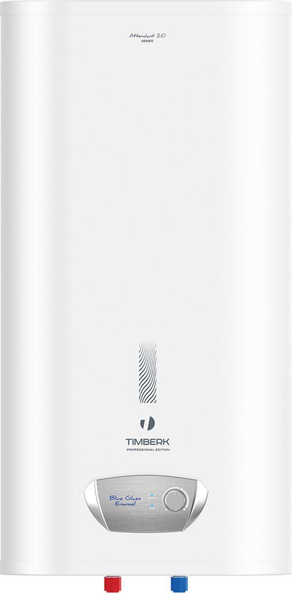 """Внешний корпус водонагревателя сделан из высококачественного термостойкого пластика классического белого цвета.Роскошное дизайнерское решение: панель управления выполнена из пластика""""под металл"""", используются два роскошных типа фактуры, индикаторы режимов работы сияют ярко-голубым цветом.100% надежности и безопасности:""""сухой"""" нагревательный элемент мощностью 2000 Вт, защищающий ТЭН от коррозии и возможных повреждений из-за образования накипи.Технология SMART EN совершенствует состав эмалирования внутреннего резервуара, добавляя в нее революционное соединение ионов серебра (Ag+) в сочетании с ионами меди (Cu++). Такой слой эмали внутри бака обладает не только очищающими, но и антибактериальными свойствами.Сочетание двух дезинфектантов дает уникальный эффект, делая воду в баке чище и полезнее для здоровья человека.Равномерный нагрев воды происходит благодаря оптимизированной системе переливов между внутренними резервуарами.3L Safety protection system (3L SPS): защита прибора от перегрева,""""сухого"""" нагрева, избыточного давления внутри бака и протечки.Высокий уровень энергоэффективности, благодаря слою высококачественной теплоизоляции, равномерно, без пустот, заполняющему внутреннее пространство между внешним корпусом и внутренними резервуарами. Реальное снижение теплопотерь достигается благодаря отсутствию т.н.""""тепловых мостиков"""".Позиция оптимального положения ручки терморегулятора – режим Comfort, соответствующий наиболее комфортной температуре нагрева воды (+57°С, ±2°С), а также наиболее эффективному режиму расхода электроэнергии.Увеличенный магниевый анод защищает внутренний резервуар от коррозии и уменьшает количество образующейся накипи.Простота в обслуживании и ремонте без отключения от водопроводной сети. Ремонтопригодная нижняя крышка водонагревателя."""