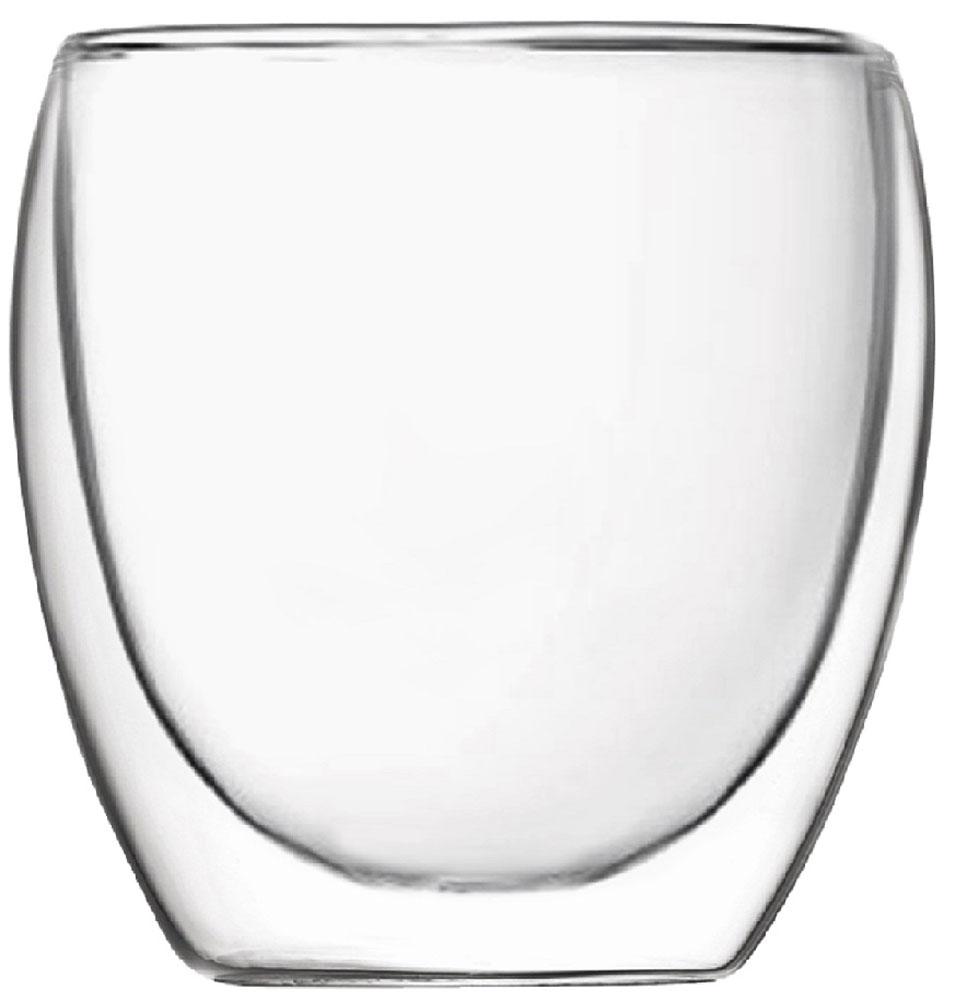"""Набор """"Folke"""" состоит из 2 стаканов с двойными стенками объемом 200 мл. Стаканы выполнены из жаропрочного стекла.Серию посуды для напитков COSY от Folke отличает безупречный дизайн на стыке азиатских и европейских традиций, превосходное качество материалов и простота в обращении.Каждый предмет из коллекции одновременно и самостоятелен, и способен гармонично сочетаться с другими кухонными и столовыми аксессуарами.Коллекция стаканов особенно гармонично сочетается с заварочными чайниками из серии COSY.Суть коллекции заложена в самом ее названии - служить уютной атмосфере в Вашем доме! Посуда изготовлена из высококачественного боросиликатного стекла. Благодаря двойным стенкам стакан не только дольше сохраняет температуру напитков, но и защищает от ожога. Можно спокойно держать ее в руке, даже если пьете горячий чай или кофе. Идеально подходит как для горячих, так и для холодных напитков.Эргономичная форма стакана препятствует выскальзыванию из руки, а изящный дизайн подчеркивает цвет напитка.Подходит для использования в посудомоечной машине. Не использовать в СВЧ печи, духовом шкафу."""