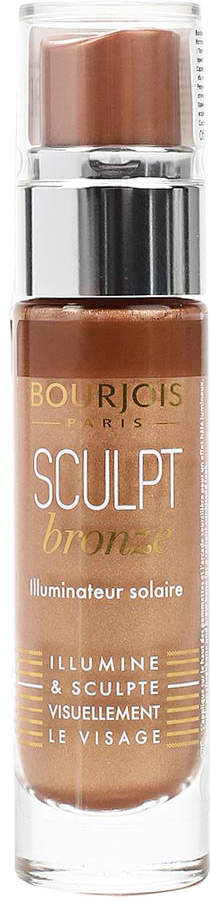 Bourjois Хайлайтер для лица Sculpt Highlighter тон bronze sunkissed загорелый, 15 мл