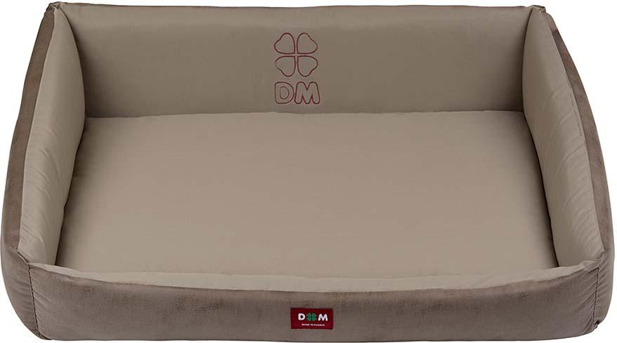 Лежак для животных Dogmoda Конкорд, 49 х 43 х 20 см лежак для животных happy house sport 115 х 95 х 20 см