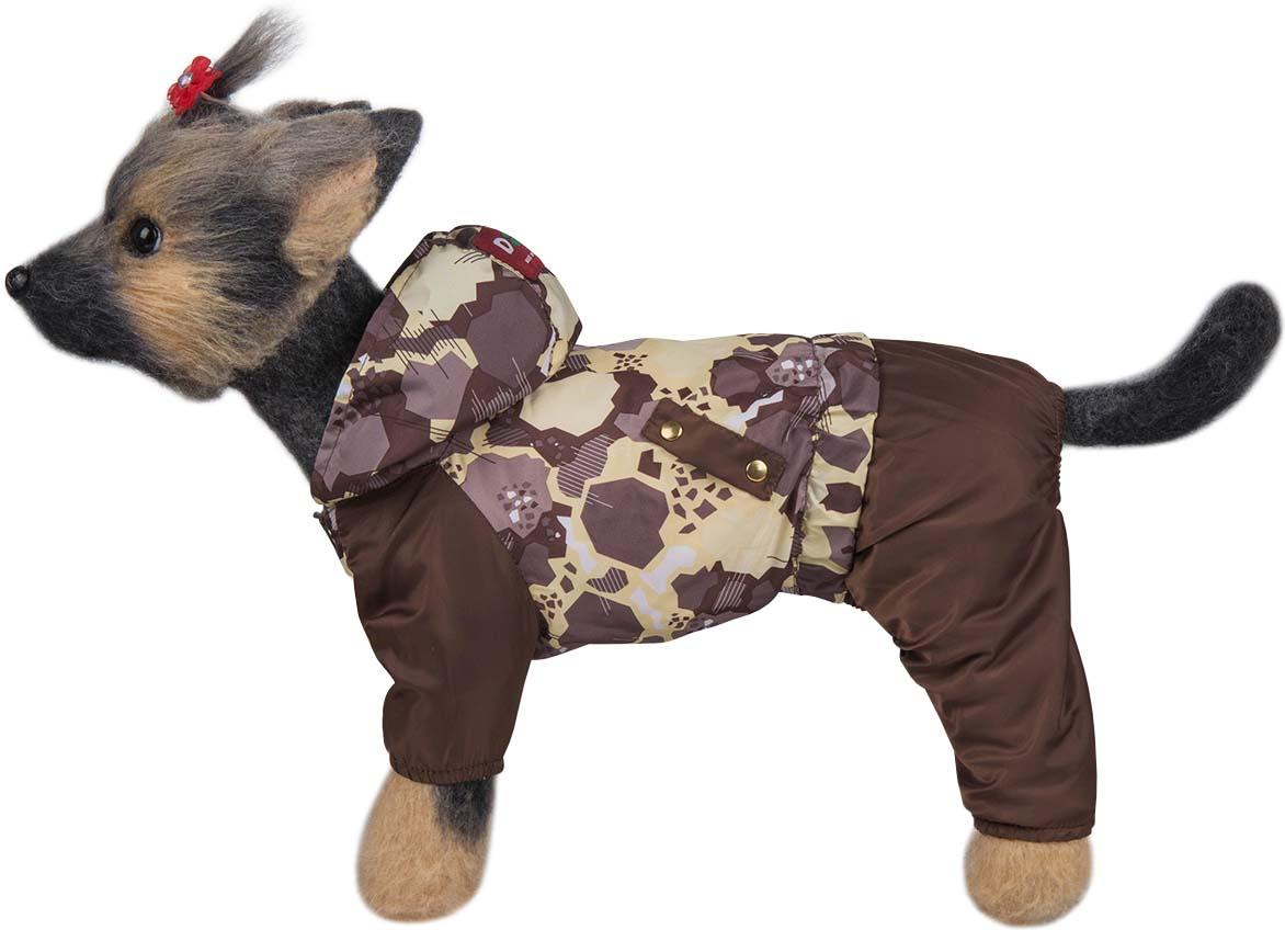 """Комбинезон для собак Dogmoda """"Вилли"""", унисекс. Размер XL"""