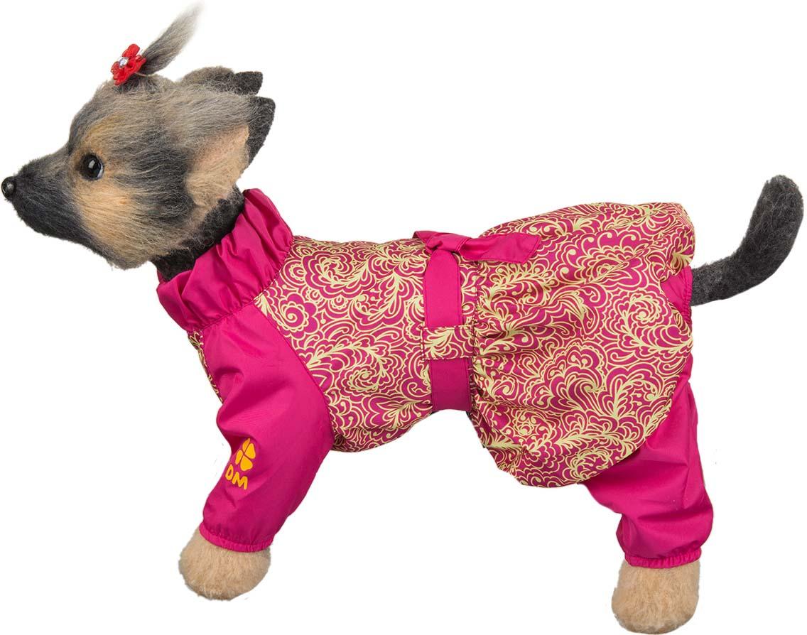 """Комбинезон для собак Dogmoda """"Настроение"""", для девочки. Размер L"""