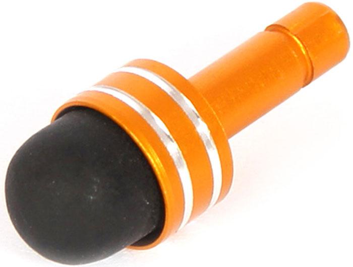 IQ Format, Orange стилус брелок-заглушка с ободком