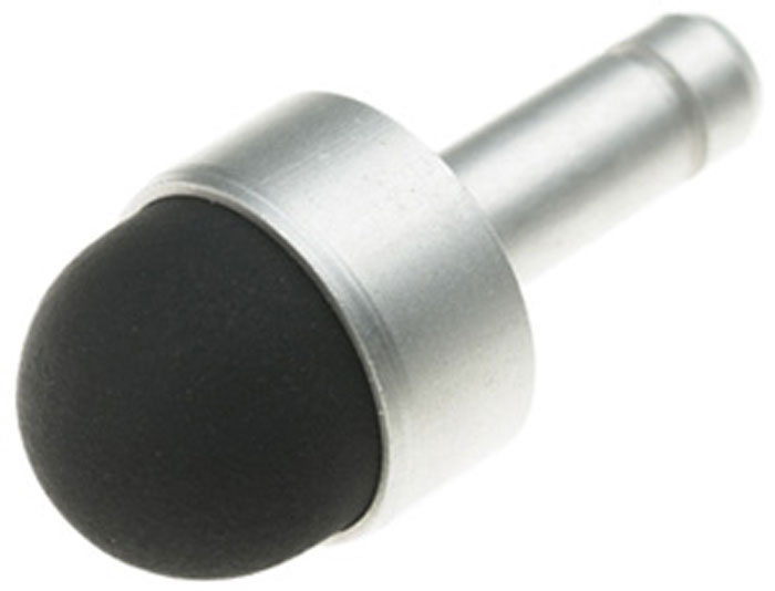 IQ Format, Silver стилус брелок-заглушка