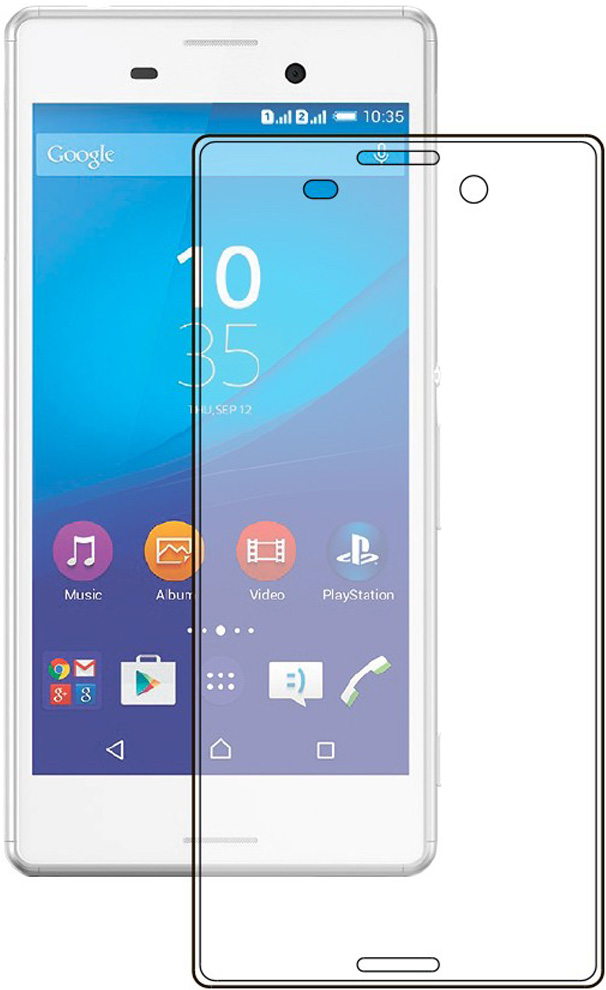 IQ Format защитное стекло для Sony M4