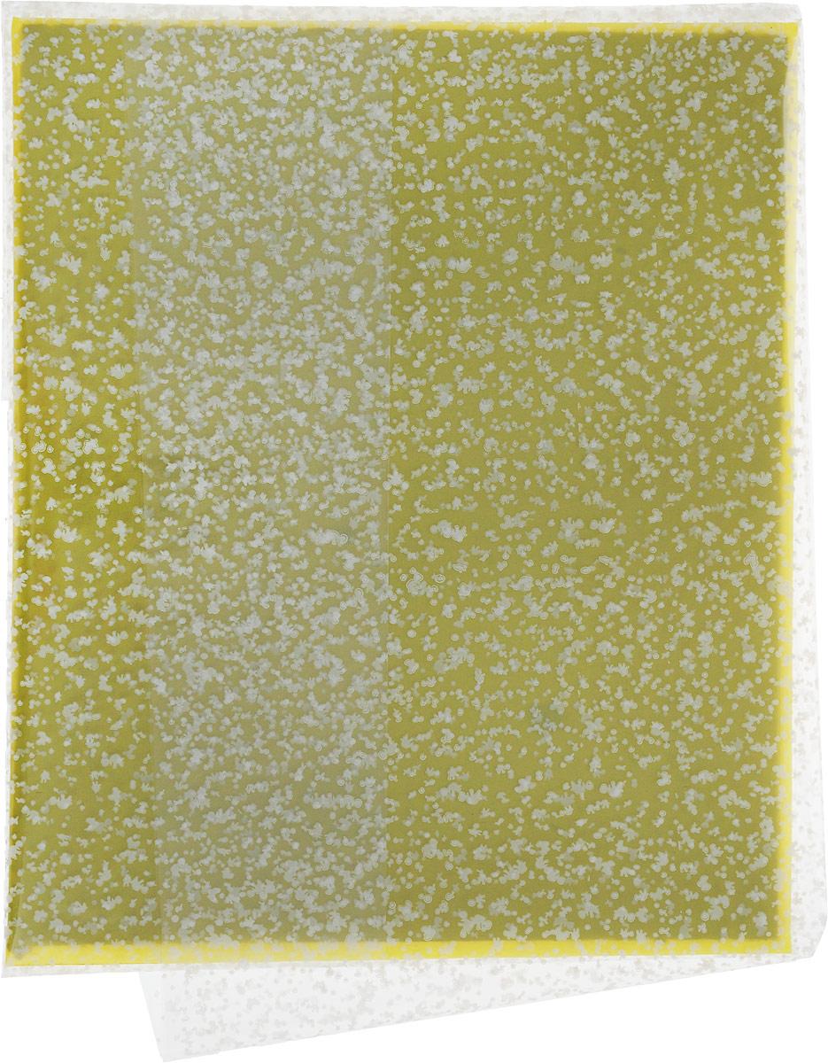 Пакет подарочный, цвет: желтый, 22 х 28 х 80 см. 819054 пакет подарочный арт и дизайн вояж цвет мультиколор 36 х 26 х 11 5 см 3092217
