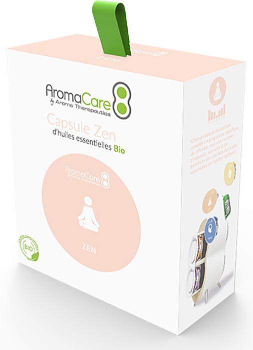 """AromaCare """"Тонус"""" – это ароматный картридж (капсула), предназначенный для совместного использования с персональным диффузором AromaCare."""