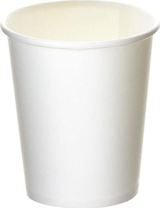 Набор одноразовых стаканов Huhtamaki, цвет: белый, 250 мл, 50 шт набор одноразовых стаканов huhtamaki craft 200 мл 35 шт