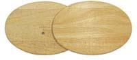 """Набор """"Oriental way"""" состоит из двух овальных разделочных досок, которые сделаны из дерева гевеи. Прекрасно подойдет для приготовления и сервировки пищи. Набор украсит любой интерьер кухни. Особенности набора """"Oriental way"""":   высокое качество шлифовки поверхности изделий   двухслойное покрытие пищевым лаком, безопасным для здоровья человека   степень влажность 8-10%, не трескается и не рассыхается   высокая плотность структуры древесины   устойчива к механическим воздействиям. Характеристики: Материал: дерево (гевея). Размер доски: 24 см х 16,5 см х 1 см. Производитель: Тайланд.Артикул:  9/950. Торговая марка """"Oriental way"""" известна на рынке с 1996 года. Эта марка объединяет товары для кухни, изготовленные из дерева и других материалов. Все товары марки """"Oriental way"""" являются безопасными для здоровья, экологичными, прочными и долговечными в использовании."""