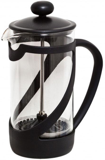 """Френч-пресс Attribute """"Basic"""" позволит быстро и просто приготовить свежий и ароматный кофе иличай. Френч-пресс изготовлен извысокотехнологичных материалов на современном оборудовании:- корпус изготовлен из высококачественного жаропрочного стекла, устойчивого к окрашиванию ицарапинам;- фильтр-поршень из нержавеющей стали выполнен по технологии """"press-up"""" для обеспеченияравномерной циркуляции воды;- подставка из пластика препятствует скольжению френч-пресса.Практичный и стильный дизайн френч-пресса Attribute """"Basic"""" полностью соответствуетпоследним модным тенденциям в создании предметов бытового назначения."""