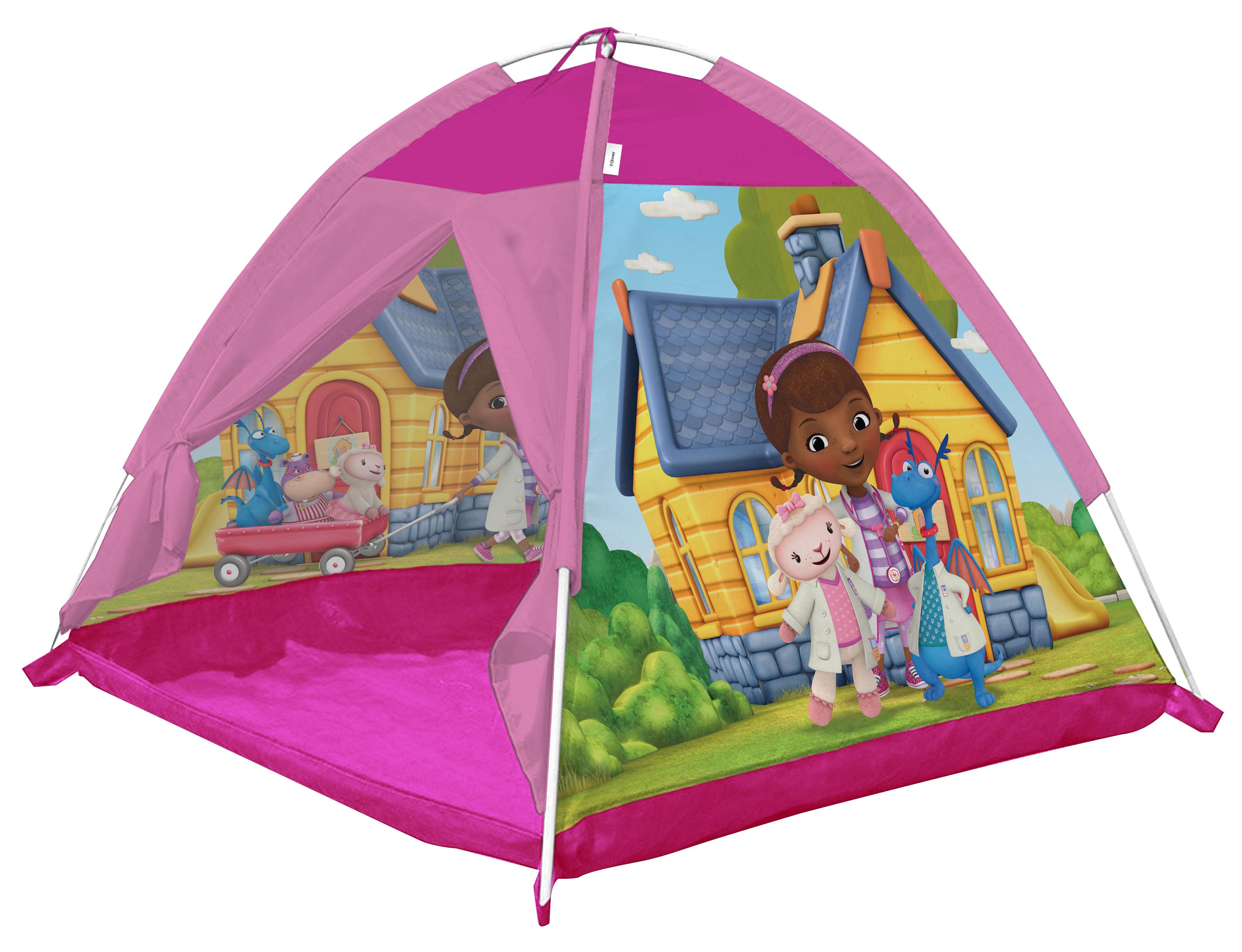 Fresh Trend Палатка для игр Доктор Плюшева