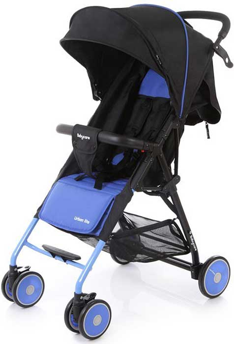 Baby Care Коляска прогулочная Urban Lite цвет синий - Коляски и аксессуары