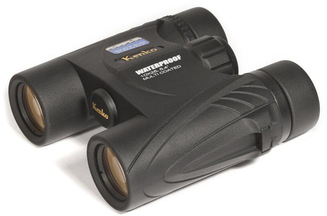 Бинокль Kenko NEW SG 8x25 DH WP, цвет: черный