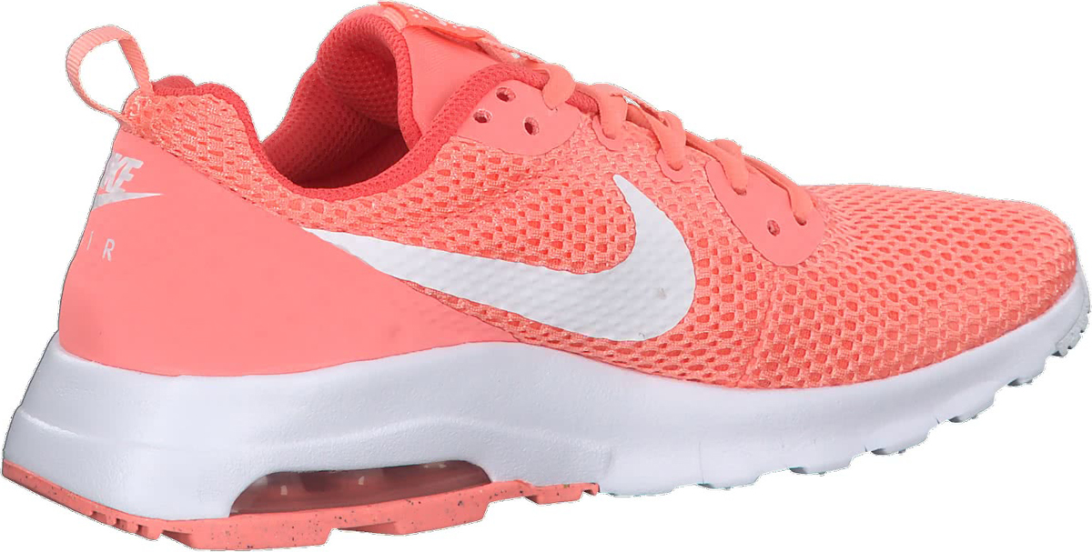 Кроссовки для девочки Nike Air Max Motion LW, цвет: розовый. 917654-601. Размер 6Y (37,5)