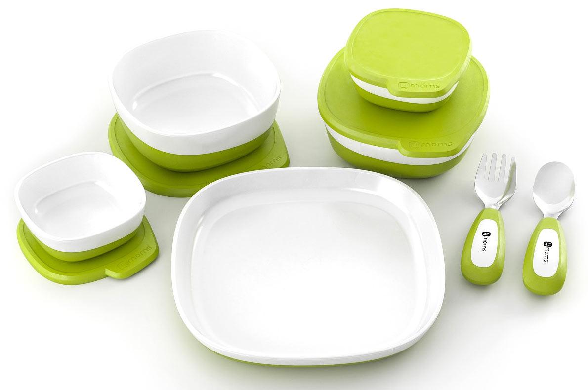4moms Набор магнитной посуды