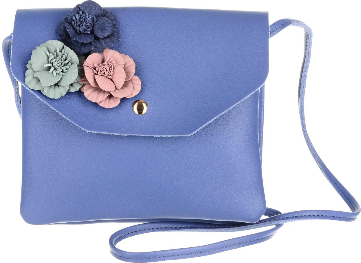 Сумка для девочки Vitacci, цвет: синий. BD0389D