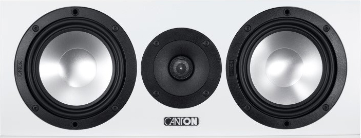 Canton GLE 456.2, White акустическая система напольная акустическая система canton gle 496 white white fabric cover