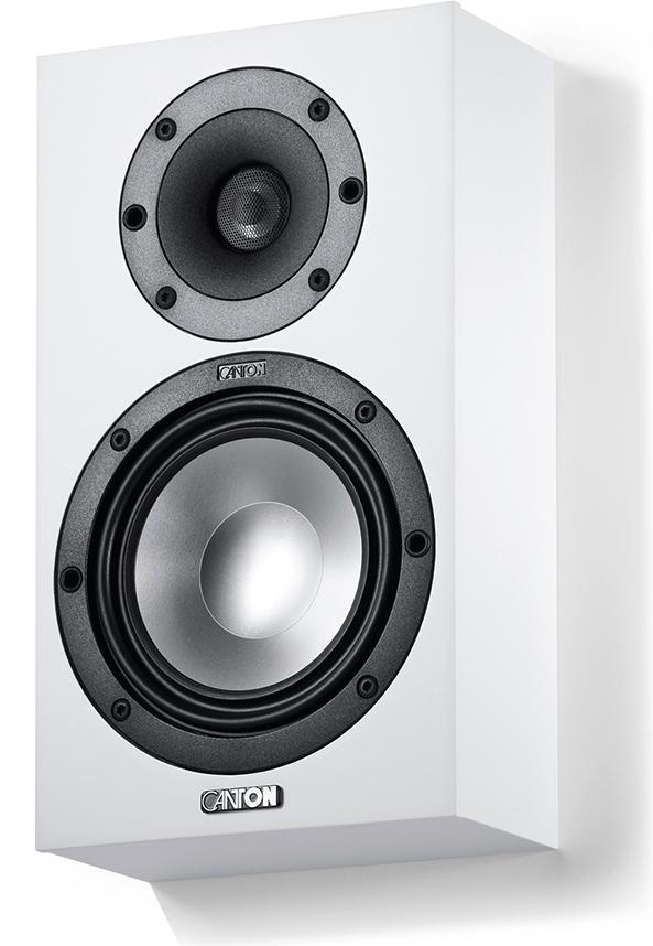 Canton GLE 416.2, White акустическая система концертные акустические системы tannoy vx 15hp white