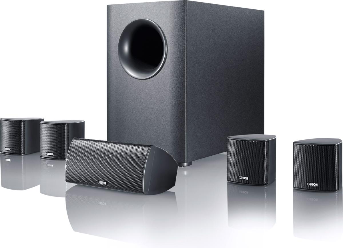 Canton 5.1 Movie 75, Black акустическая система