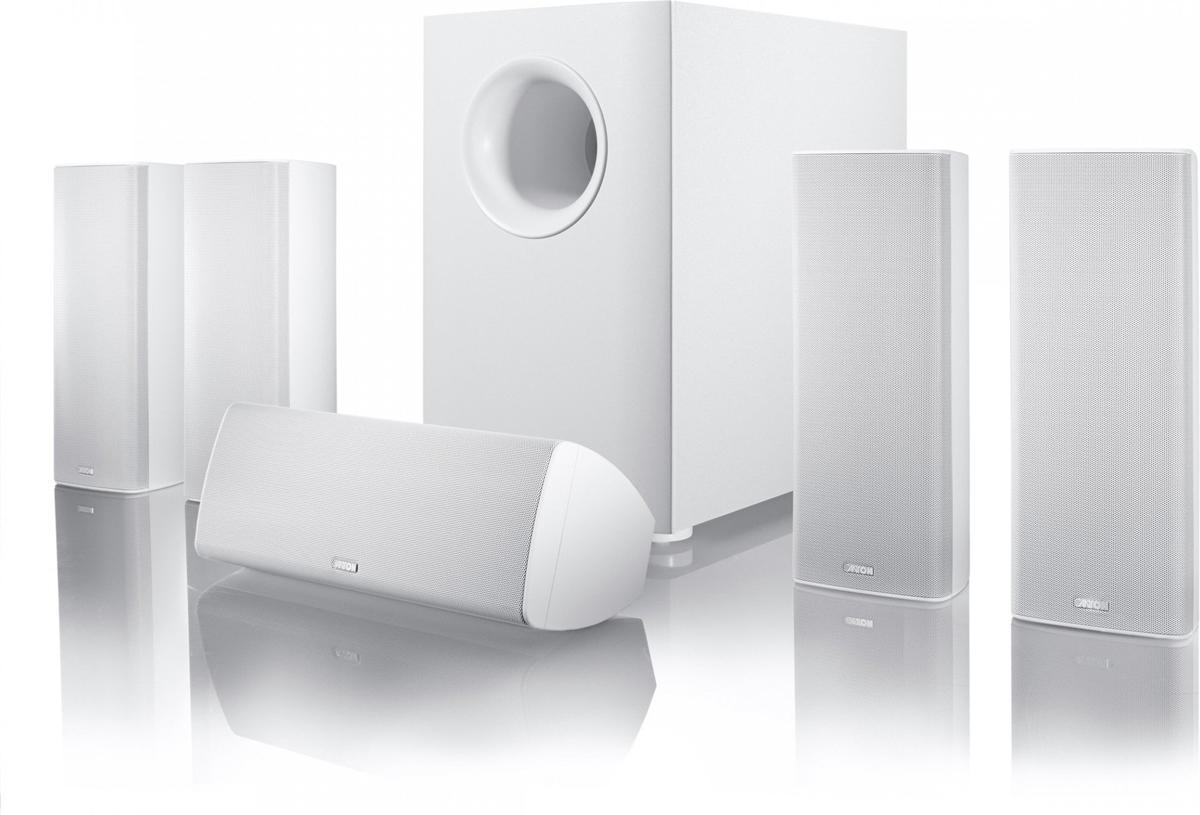 Canton 5.1 Movie 365, White Matt акустическая система стойка под акустику canton ls 90 2 white