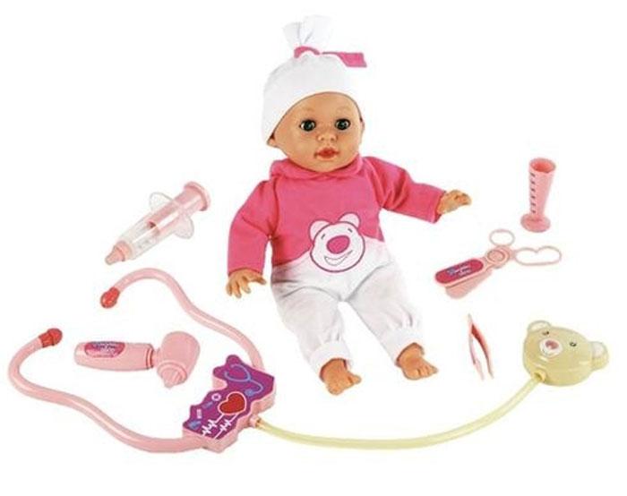 Mary Poppins Интерактивная кукла Варя Вылечи меня цвет розовый