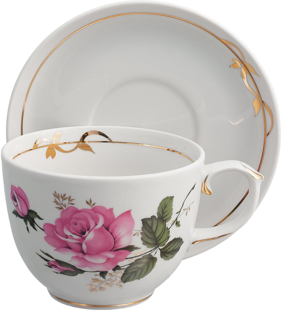 Чайная пара Глория, 500 мл