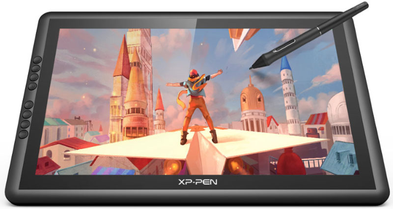 Xp-Pen Artist 16 Pro, Black графический планшет-монитор