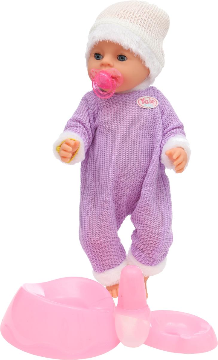 Doll&Me Пупс функциональный с аксессуарами 1010 doll