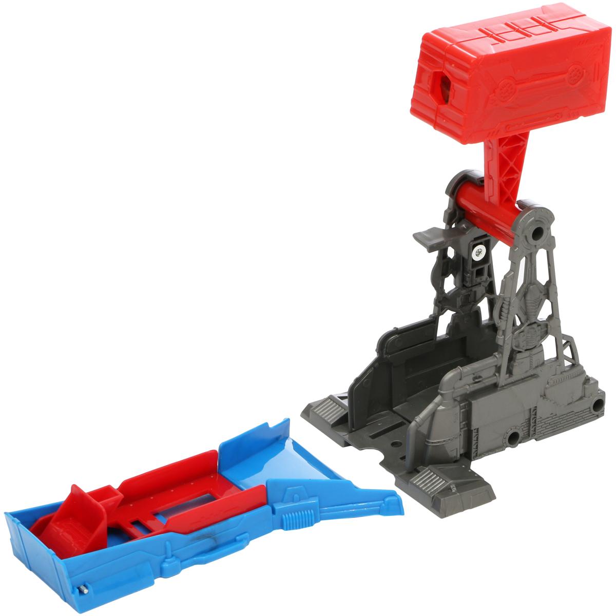 Tongde Игрушечный трек Взрыв молота с 2 машинками tonka игрушечный трек trash treader