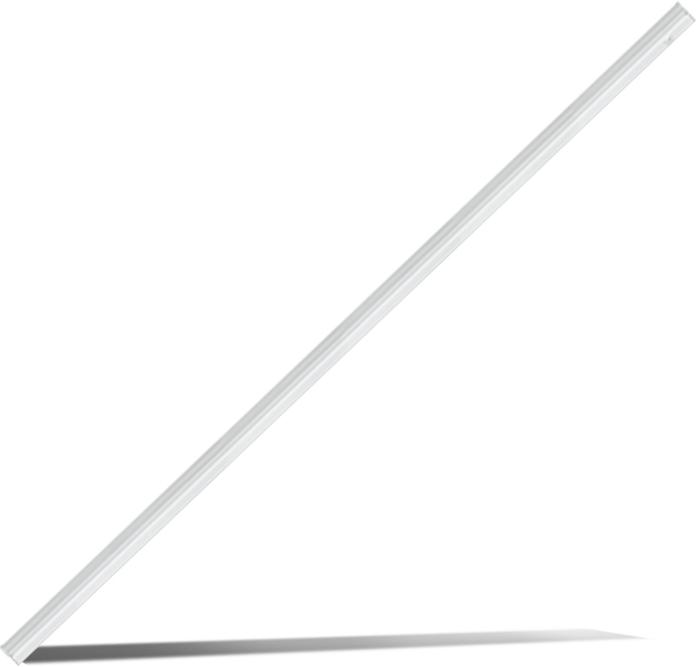 Линейные светильники T5 являются компактной моделью осветительного прибора, создающего направленное освещение выделенных зон интерьера для оптимального рассматривания отдельных предметов, что особенно актуально при выполнении рабочего процесса, например, за письменным столом, а также оформления выставочных или витринных полок, особенно актуален для монтажа в помещениях, где затруднена замена лампы или невозможна вовсе.Широко используются для освещения офисных, жилых и хозяйственных помещений, а именно: подсветки мебели, подсветки стеллажей, торговых витрин, полок, выставочных стендов, аквариумов, террариумов и пр.Светодиодные светильники, с сетевым проводом, пластик, монтируется накладным способом на любые поверхности, может монтироваться горизонтально или вертикально. Светильник Т5 легко включается и отключается при помощи кнопки, которая удобно расположена непосредственно на корпусе изделия. В линейных светильниках Т5   используется  новый тип светодиодов COCB (Constantly of chips on board) -  это новая бескорпусная технология установки светодиодов на плату, которая улучшает теплообмен и увеличивает угол рассеивания,  отличается экономичностью в потреблении электроэнергии, высоким качеством излучения светового потока и продолжительным сроком службы.