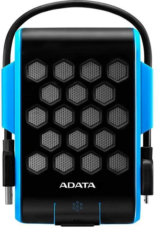 Zakazat.ru ADATA HD720 2TB, Blue внешний жесткий диск (AHD720-2TU3-CBL)