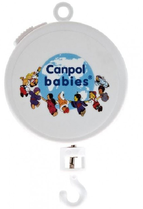 Canpol Babies Музыкальный блок для мобиля Музыкальная шкатулка trousselier музыкальная шкатулка fairy parma