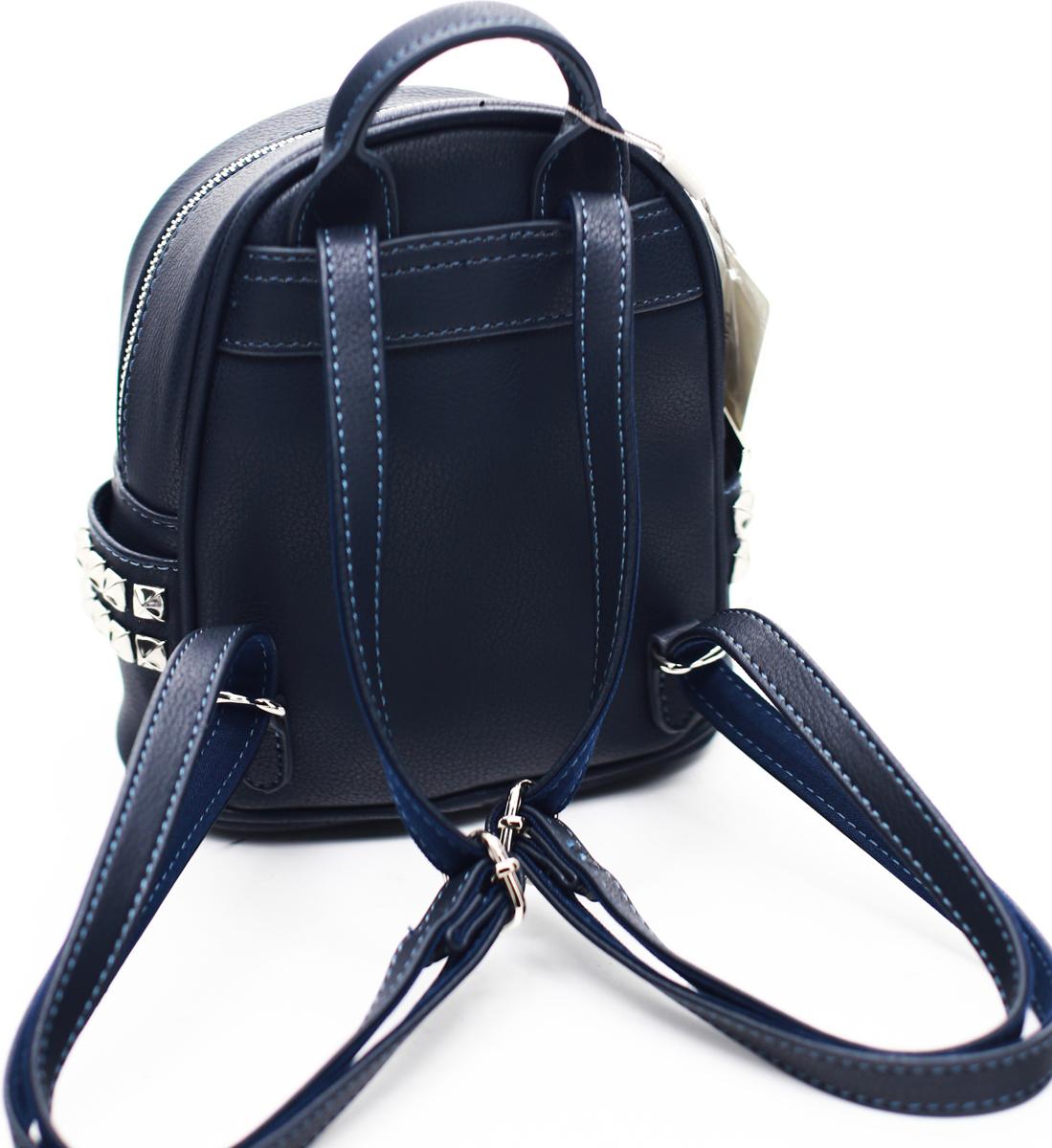 Рюкзак женский David Jones, цвет:  синий.  СМ3657А David Jones
