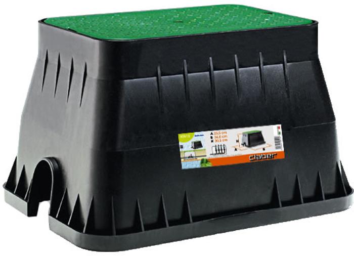 Колодец установочный Claber  Rectangular Valve Box , прямоугольный -  Все для полива